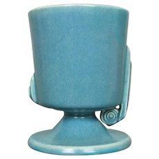 "Roseville Pottery Moderne Vase #789-6"", Blue, Circa 1936"