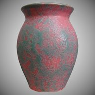 Burley Winter Pottery Vase #56, c. 1930