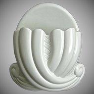 Trenton Potteries Company Wall Vase #4100, Circa 1935