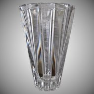"Rosenthal Crystal 10"" Vase"