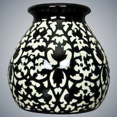 Velten-Vordamm Jugendstil Vase, Circa 1925