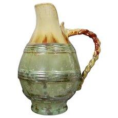 """Fulper Pottery 10"""" Jug #540, Circa 1920"""