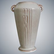 "Roseville Pottery Moderne Vase #797-8"", c. 1936"