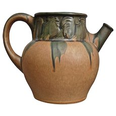 Denbac Pottery Pitcher #68, Circa 1935