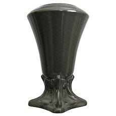 Cowan Pottery Vase #V-1, Black, Ca. 1929