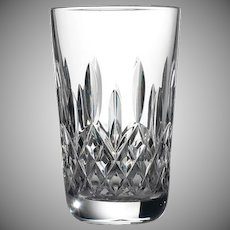 """Waterford Crystal """"Lismore"""" 12 oz. Tumbler, 8 Available"""