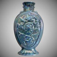 Cowan Pottery Lamp Base/Vase #755, Larkspur Lustre, Ca. 1927
