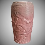 Rookwood Pottery Production Vase #6088, Pink Mat, 1928