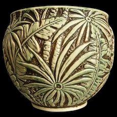 "Weller Pottery Marvo 8"" Jardiniere, Ca. 1925"