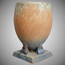"Roseville Pottery Futura Vase #400-7"", ""Ostrich Egg"", Ca. 1928"