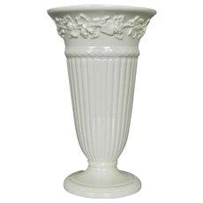 """Wedgwood Queen's Ware 6"""" Vase, Pre-1975"""