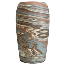 Niloak Pottery Missionware Vase, Ca. 1915
