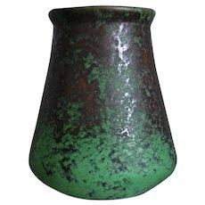 Weller Pottery Coppertone Vase, Circa 1928