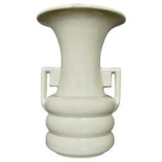 Abingdon Pottery Vase #114, Circa 1942