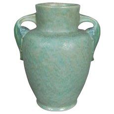 "Roseville Pottery Tuscany Vase #344-8"", Green, Circa 1928"
