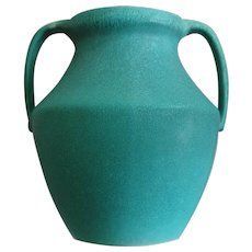"Weller Pottery Evergreen 8"" Vase, Circa 1930"