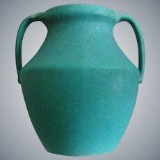 """Weller Pottery Evergreen 8"""" Vase, Circa 1930"""