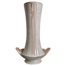 """Roseville Pottery Moderne Vase #800-10"""", Circa 1936"""