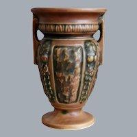 "Roseville Pottery Florentine Vase #253-6"", Circa 1926"