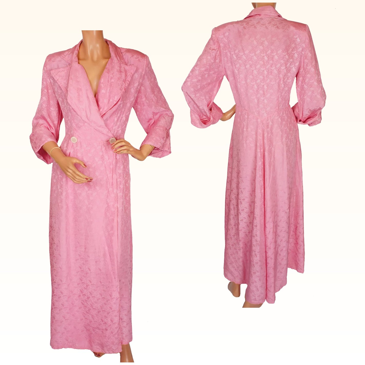 Old Fashioned Bhs Dressing Gowns Ladies Pattern - Wedding and ...