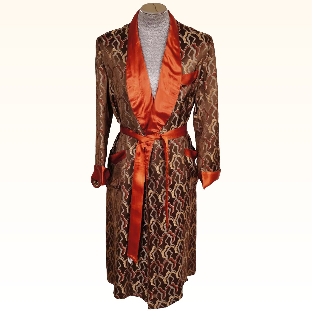 Outstanding Brocade Dressing Gown Gift - Wedding and flowers ...