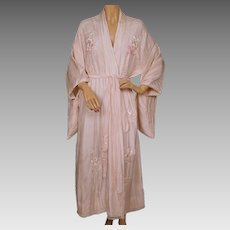 vintage silk kimonos