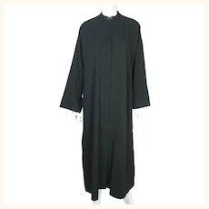 Vintage 90s Mariot Chanet Paris Designer Dress Robe