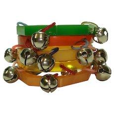 Five of the Coolest Bakelite Bangle Bracelets