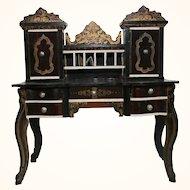Doll House Boulle Desk