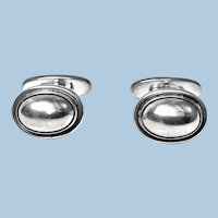 Georg Jensen Sterling Cufflinks No 44B