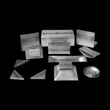 Art Deco Silver
