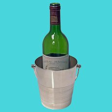 Christofle Art Deco Wine Bucket, C.1930