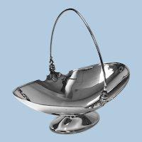 Gorham  American Sterling  Basket 1871