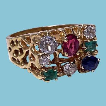 Mid-Century Vintage Jewelry
