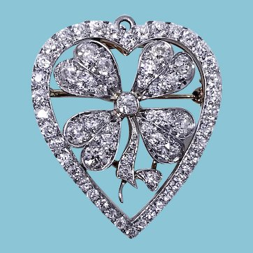 Platinum Vintage Jewelry