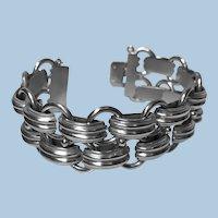 1950's Sterling Bracelet
