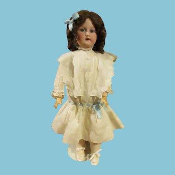 Pretty Heubach German doll 22 inch