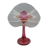 Contemporary Art Glass Jack In the Pulpit by Stuart Abelman