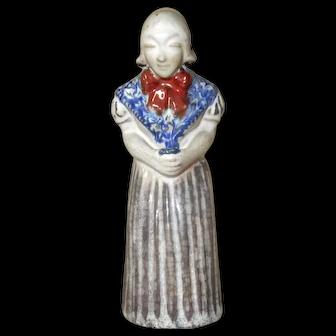 Andersen Art Pottery Denmark Figurine Persia Glaze