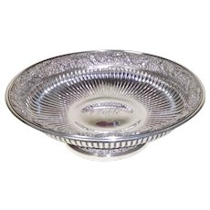 Tiffany & Co. Sterling Silver Centerpiece Bowl 1890