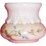 Wavecrest Glass Toothpick Holder 1895