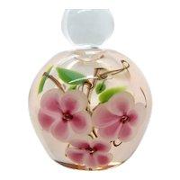 Glass Eye Studio Perfume Bottle Paperweight Style