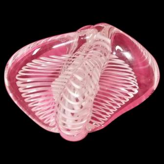 Vitrix Paperweight Contemporary Art Glass 1979