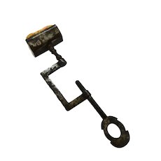 Wrought Iron Sewing Clamp Fine Workmanship