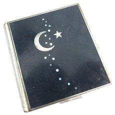 Rare Evening In Paris Moon Star Compact Bourjois