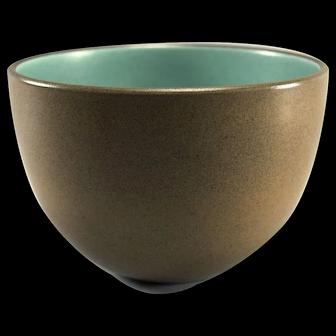 Heath Turquoise Serving Bowl