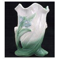 """Weller 'Roba' Vase 6"""" Bluebell Floral"""