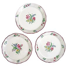 Keller & Guerin French Bread Plates
