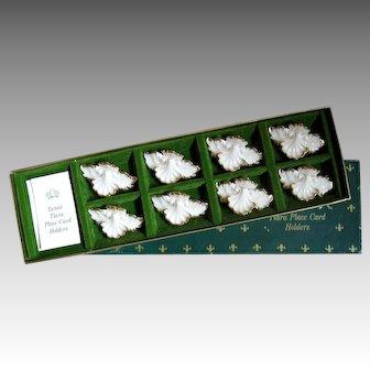 Lenox Tiara Place Card Holders