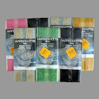 Wrights Lace Love Trim 7 Packs